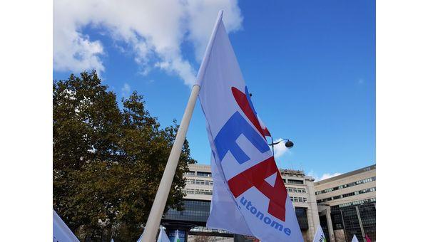 La FA-FP au rendez-vous du 9 octobre  pour défendre le service public!