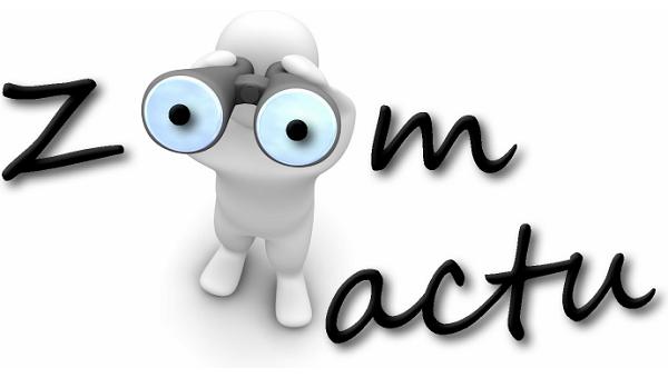 Les n° 004-2019 et 005-2019 de Zoom Actu sont parus