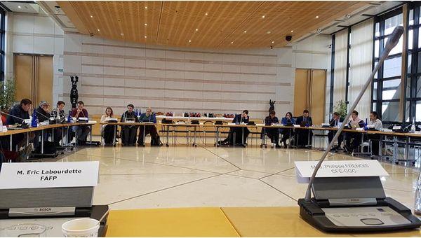 Texte de la déclaration intersyndicale prononcée lors de la réunion de suivi du RDV salarial du 5 novembre 2019 au Ministère des finances à Bercy