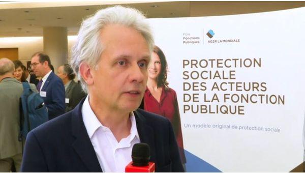 """Colloque AG2R La Mondiale - Pascal Kessler : """"Construire l'employabilité suppose des moyens !"""""""