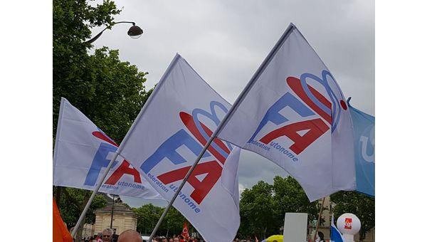 la FA-FPH dépose un préavis de grève national pour les sages femmes pour la journée du 10 février 2021